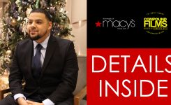 How To Team Up With Compound Films & Macy's For Christmas | Details Inside