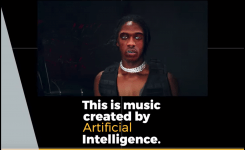 Artificial Intelligence Can Rap Like Platinum Artist Travis Scott (VIDEO)